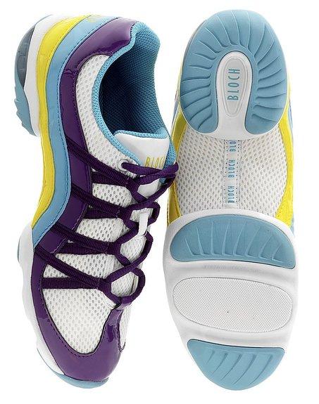 Bloch 523 Wave Tanz Sneaker