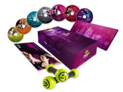 Zumba Fitness® DVD Programm Exhilarate Basis Set