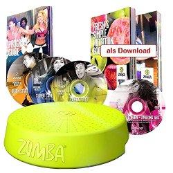 Zumba Fitness Tanz System mit Zumba Rizer