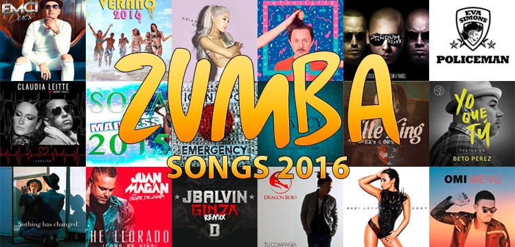 Zumba Music Playlist 2016