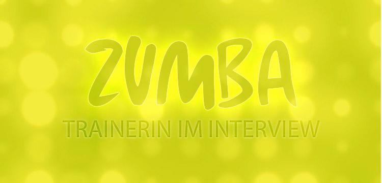 Zumba Trainerin im Interview